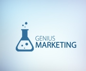 Логотип Сообщество Интернет Предпринимателей «Genius Marketing»